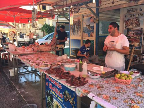 Palermo, il mercato di Ballarò 10