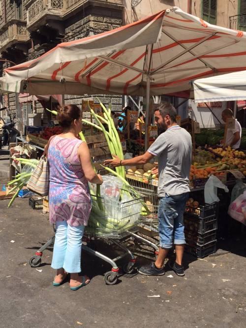 Palermo, il mercato di Ballarò 12