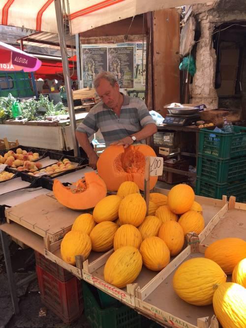 Palermo, il mercato di Ballarò 17