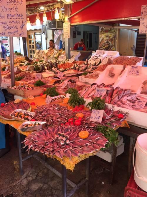 Palermo, il mercato di Ballarò 19