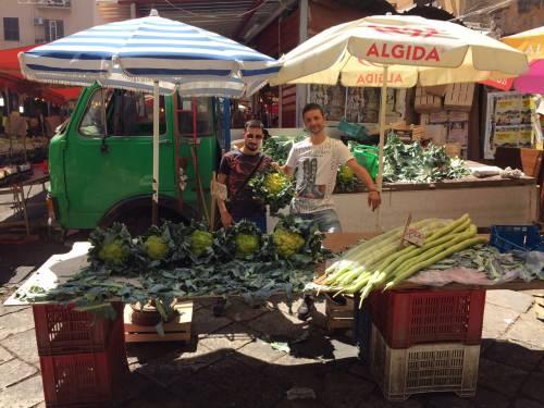Palermo, il mercato di Ballarò 20