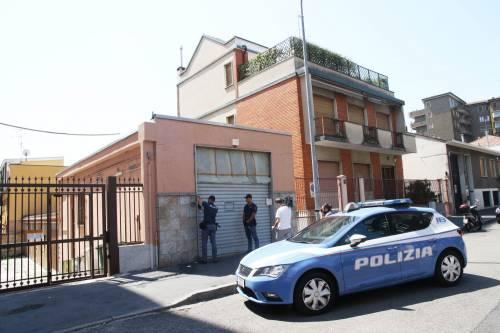 Milano, così è stata rapita la modella 8