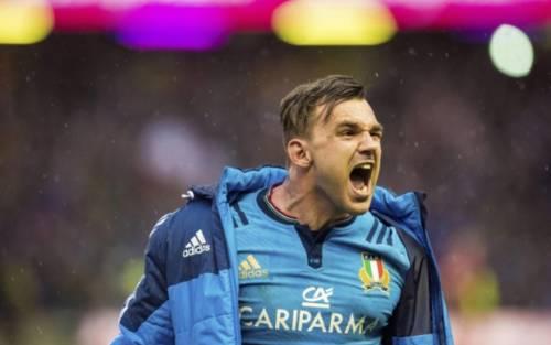 L'azzurro Simone Favaro lascia il rugby per entrare in Polizia