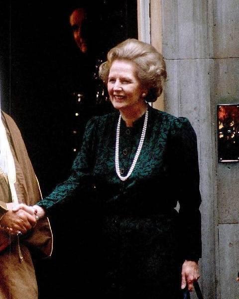 Gli incentivi di ferro della Thatcher