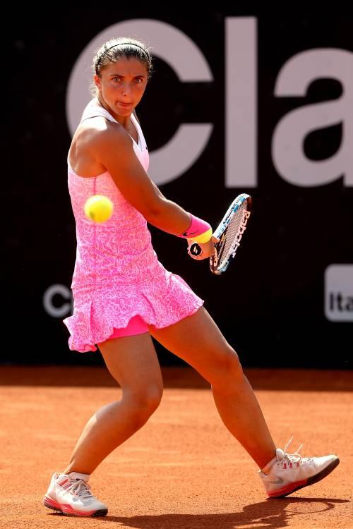 Tennis, il Tas squalifica la Errani per altri otto mesi per doping