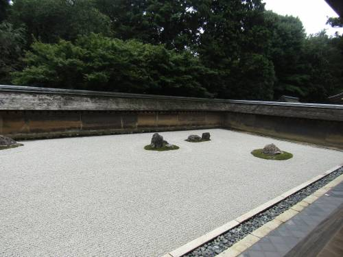 Ryoan-ji, l'enigma del giardino zen verso l'Illuminazione 2