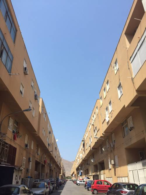 Palermo, il quartiere Zen 4