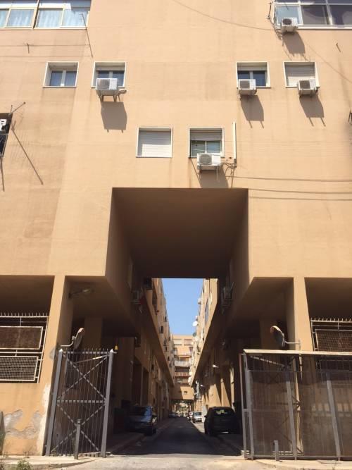 Palermo, il quartiere Zen 5