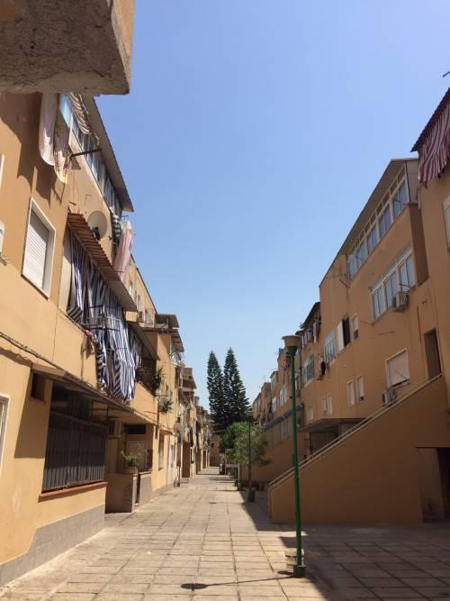 Palermo, il quartiere Zen 14