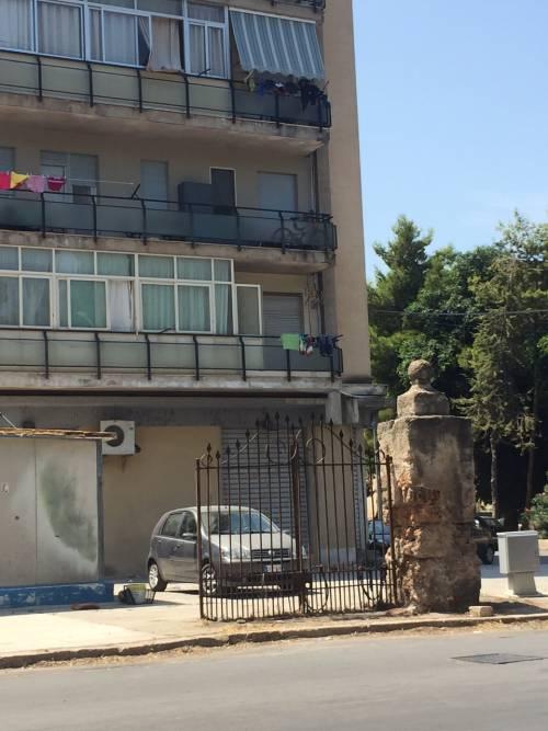 Palermo, il quartiere Zen 18