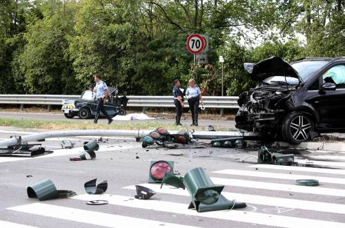 Incidente mortale a Milano 2