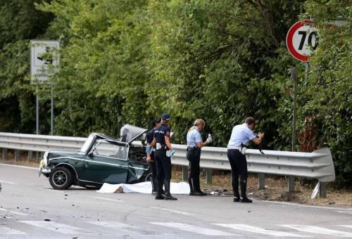 Incidente mortale a Milano 7