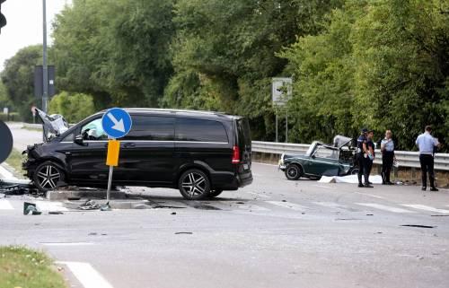 Incidente mortale a Milano 11