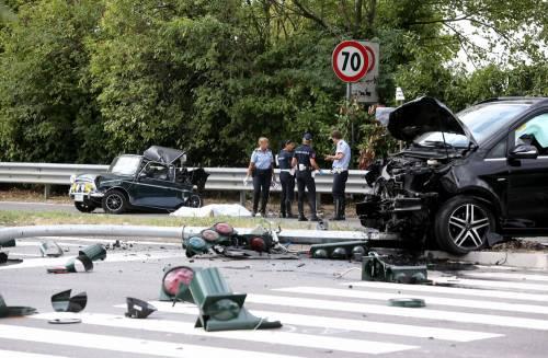 Incidente mortale a Milano 12
