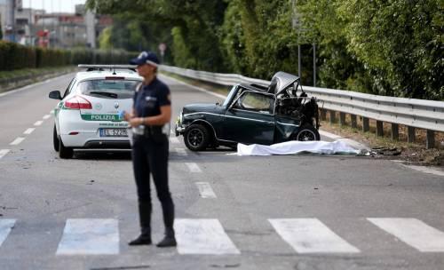 Incidente mortale a Milano 3