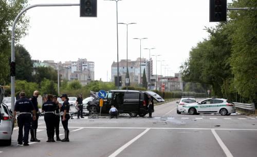 Incidente mortale a Milano 1