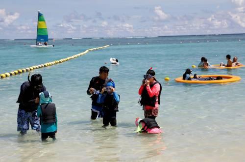 Guam, paradiso del Pacifico nel mirino della Corea del Nord 4