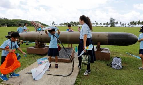 Guam, paradiso del Pacifico nel mirino della Corea del Nord 8