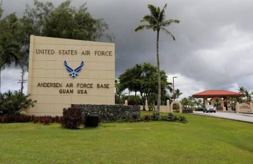 Guam, paradiso del Pacifico nel mirino della Corea del Nord 9