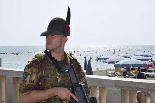 18mila militari a lavoro per Ferragosto 4