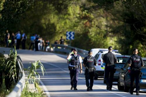 Ucciso l'autista killer di Barcellona 3