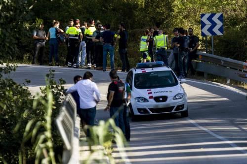 Ucciso l'autista killer di Barcellona 4