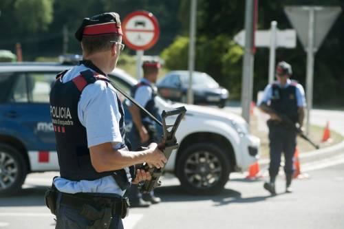 Ucciso l'autista killer di Barcellona 2