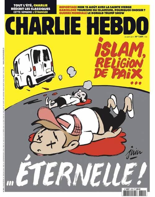 """""""Islam religione di pace"""" Charlie sfida i musulmani"""