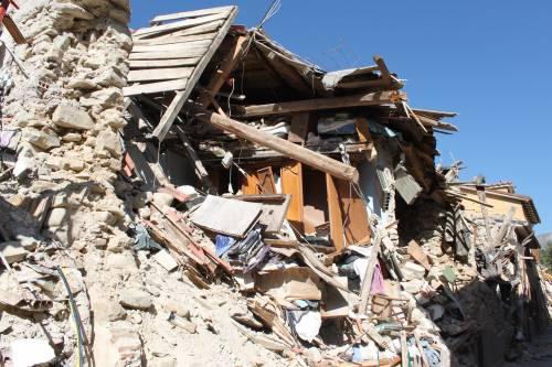 Amatrice, viaggio nella città sommersa dalle macerie ad un anno dal sisma 9