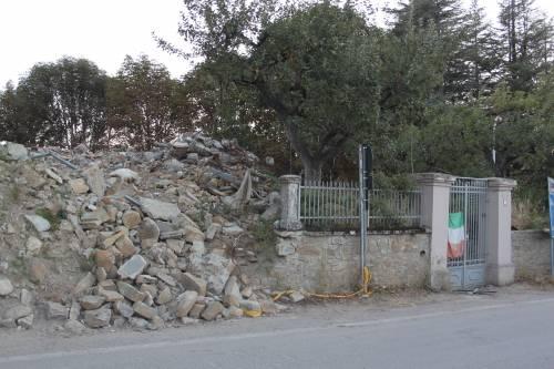 Amatrice, viaggio nella città sommersa dalle macerie ad un anno dal sisma 17