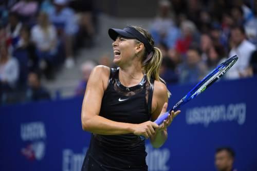"""Us Open, Sharapova è tornata: """"Sognavo tutto questo"""""""