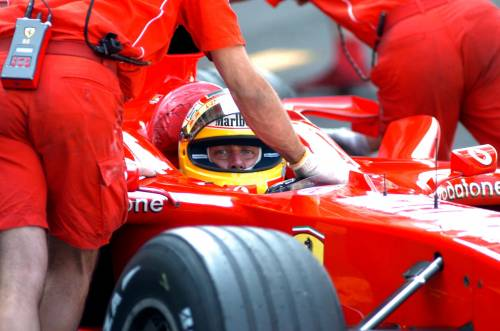Formula Uno, semaforo verde al museo