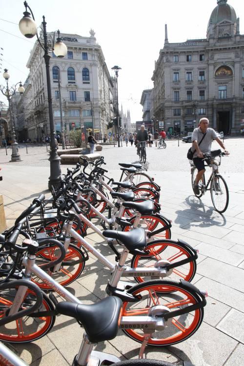 Auto, bici, moto: ora tutto è in affitto
