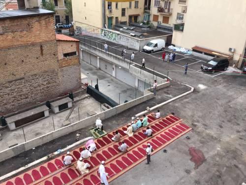 Roma, la grande moschea a cielo aperto 3