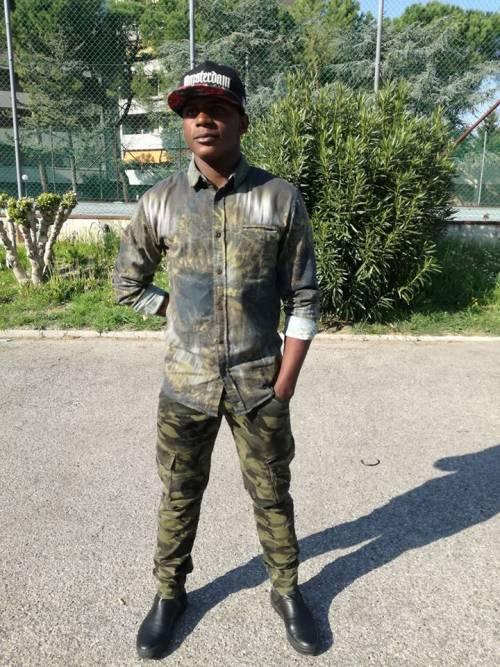 Chi è Guerlin Butungu, il capobranco di Rimini 19