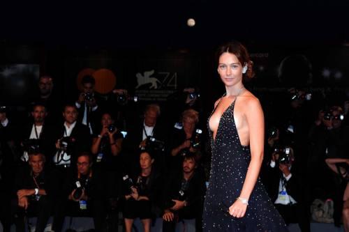 Festival di Venezia, incidente hot per Cristiana Capotondi 8