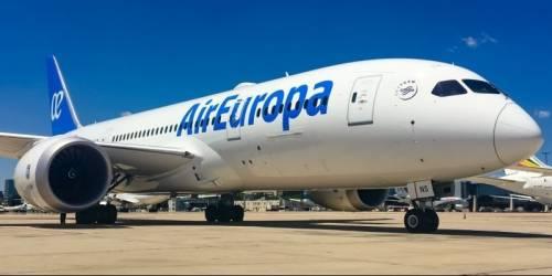 Dirottamento Air Europa: è stato un errore dei piloti