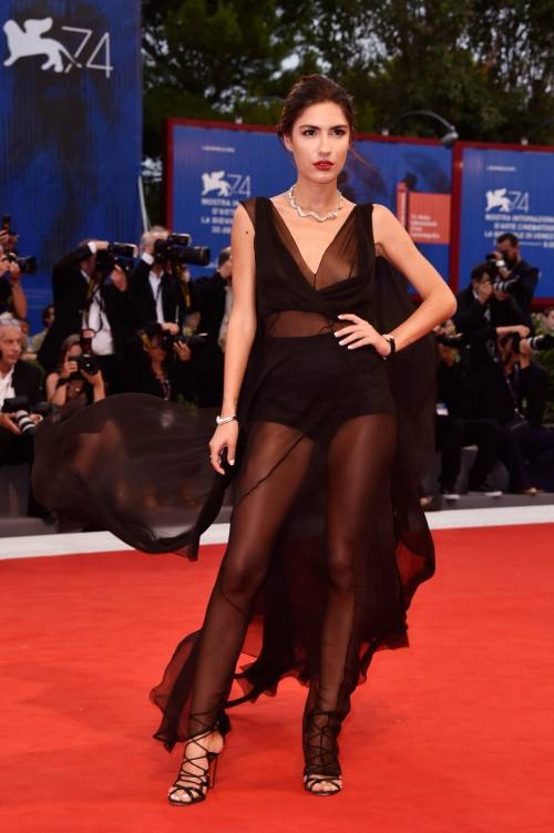 Venezia, incidente hot per la fashion blogger Patricia Manfield 2