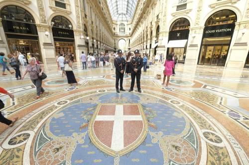 Da Armani all'Inter  è già tutto esaurito per la cena in Galleria