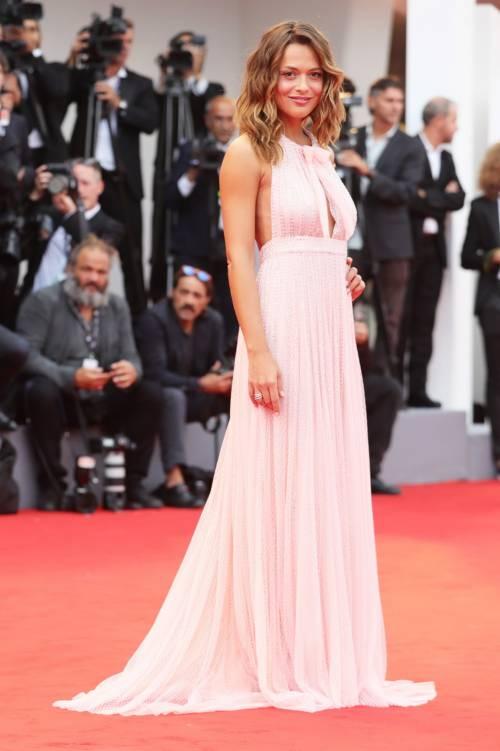 Il look di Valeria Bilello a Venezia  2