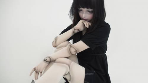 Ecco Lulu, la bambola vivente che fa impazzire i giapponesi