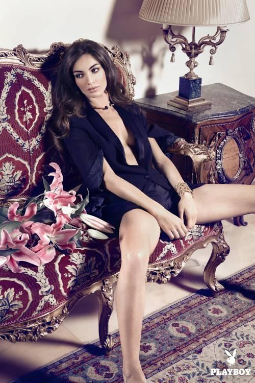 Da ballerina a modella di Playboy: gli scatti sexy di Lorella Boccia