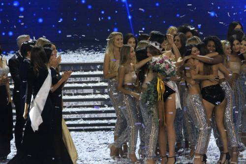 Miss Italia 2017 è Alice Rachele Arlanch  8