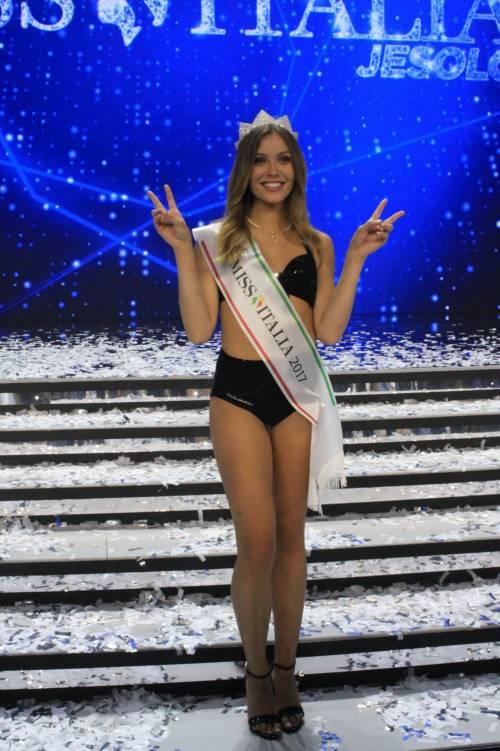 Miss Italia 2017 è Alice Rachele Arlanch  12
