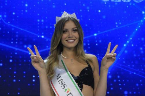 Miss Italia 2017 è Alice Rachele Arlanch  14