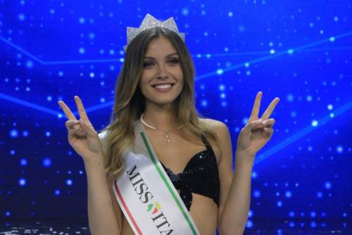 Miss Italia 2017 è Alice Rachele Arlanch  16