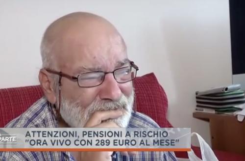 Disabile vive con solo 280 euro . E per l'Inps deve cercare lavoro