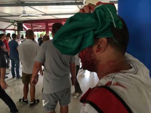 Roma, scontri tra CasaPound Italia e centri sociali 2