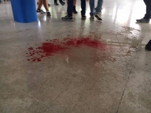 Roma, scontri tra CasaPound Italia e centri sociali 3