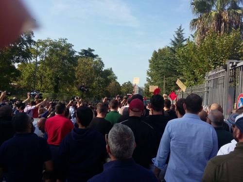 Roma, scontri tra CasaPound Italia e centri sociali 4